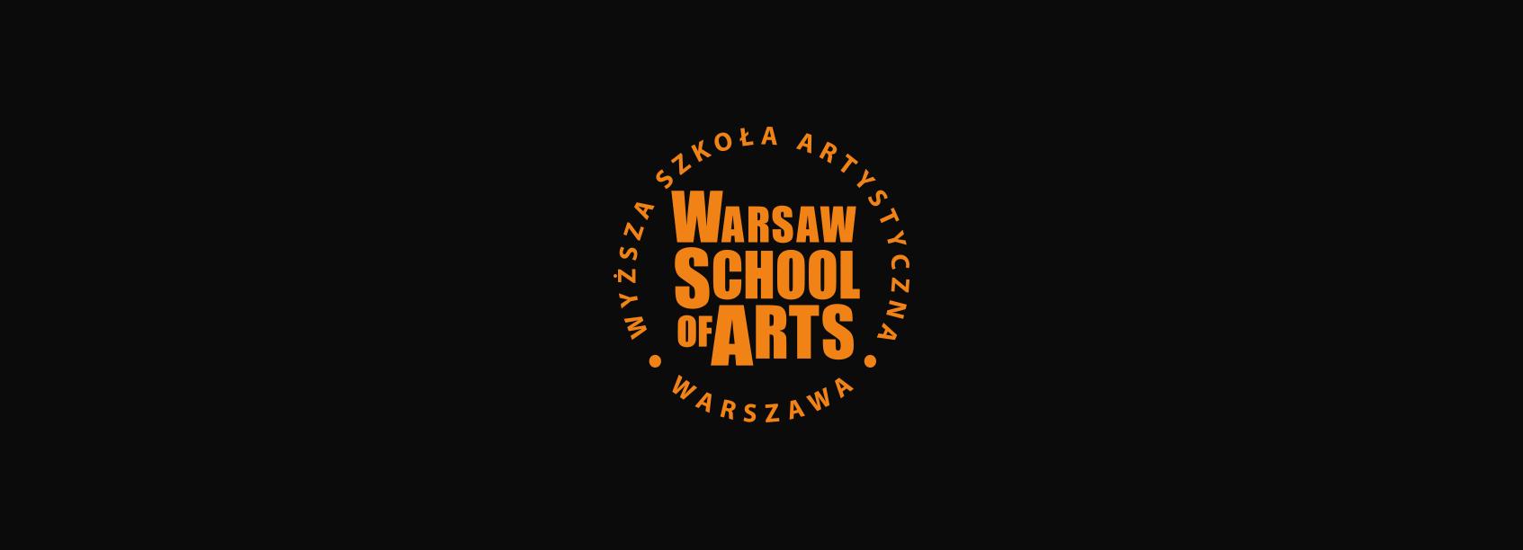 Logo Wyższa Szkoła Artystyczna w Warszawie